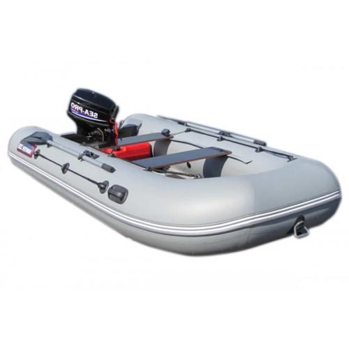только надувная лодка из пвх хантер 335